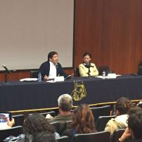 Conferencia magistral Dr. García Pérez
