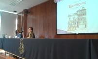 Conferencia magistral Mtra. Moreleón Guízar