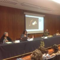 Mesa plenaria II Vidas y recintos femeninos