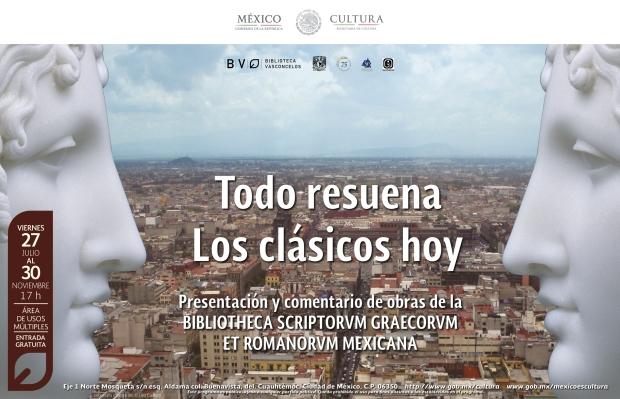 Cartel_Ciclo de presentaciones Scriptorum en Biblioteca Vasconcelos